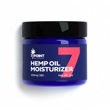 7 POINT NATURALS CBD MOISTURIZER 500mg