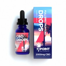7 POINT NATURALS CBD 1000mg FULL SPECTRUM OIL DROPS