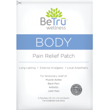 BeTrū WELLNESS - BODY PAIN RELIEF PATCH