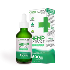 GREENWAVE CBD NANO ENHANCER WATER SOLUBLE 1200mg