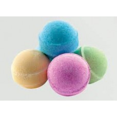 GOLDLINE CBD BATH BOMBS 5PK - 125MG (FULL SPECTRUM)