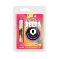 HEMPSI DELTA-8 LIVE RESIN CARTRIDGE 1g (DELTA-8)