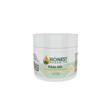 HONEST PHARM CBD Pain Gel 2 oz. (300mg)