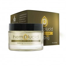 HEMP LUCID CBD BODY CREAM 500mg