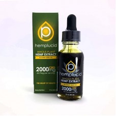 HEMP LUCID HEMP SEED OIL 2000mg
