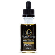 HEMP LUCID HEMP SEED OIL 1000mg