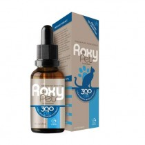 ROXY PETS FOR CATS - FULL SPECTRUM CBD BONDED FISH OIL 300MG