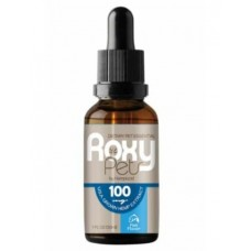 ROXY PETS FOR CATS - FULL SPECTRUM CBD BONDED FISH OIL 100MG