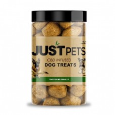 JUST CBD PET TREATS 100mg