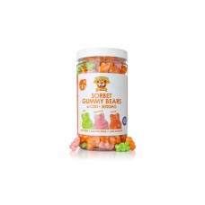 KANGAROO CBD INFUSED SORBET GUMMY BEARS 3000MG