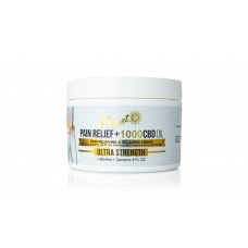 SUNSET PAIN RELIEF 1000mg ULTRA STRENGTH CREAM