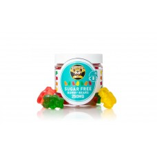 KANGAROO CBD SUGAR-FREE GUMMY BEARS 250mg