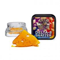 NCHC DELTA 8 THC SHATTER