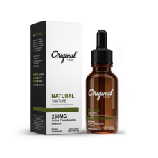 ORIGINAL HEMP - TINCTURE 2000mg | Full Spectrum Hemp Extract (30mL)