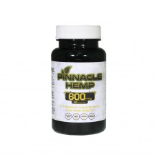 PINNACLE CBD CAPSULES FULL SPECTRUM 60ct, 600mg
