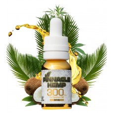 PINNACLE CBD MCT 300mg