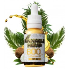 PINNACLE CBD MCT 600mg
