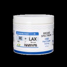 RE-LAX CBD PAIN CREAM 500mg BROAD SPECTRUM