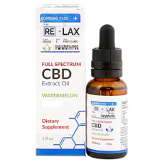 RE-LAX CBD 500mg FULL SPECTRUM EXTRACT OIL