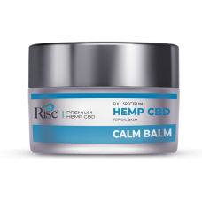 CALM BALM 50mg BY RISE BOTANICALS