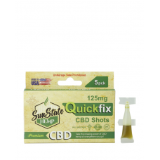 SUNSTATE QUICK FIX 125mg SHOTS 5pc