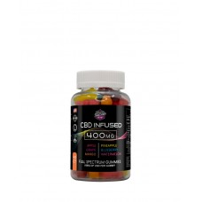 SUNSTATE FULL SPECTRUM INFUSED GUMMIES 400MG