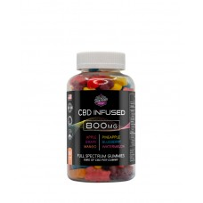 SUNSTATE FULL SPECTRUM INFUSED GUMMIES 800MG