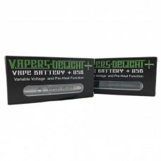 Vapers Delight Plus - Variable Voltage w/ PreHeat (280mah) Essential