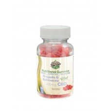 SUNSTATE NUTRITIONAL GUMMY PROPOLIS & ECHINACEA - 300MG