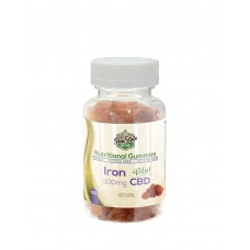 SUNSTATE NUTRITIONAL GUMMY IRON - 300MG